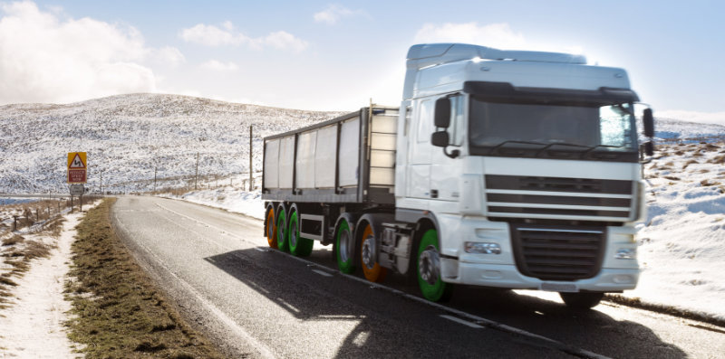 Connected Tyre Technology keeping your Trucks safe on the road