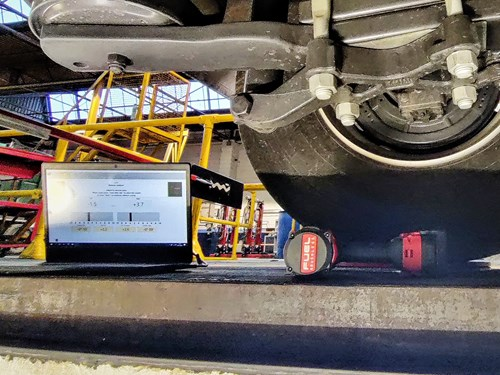 JOSAM Cam-aligner saves money by reducing truck tyre wear